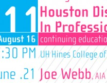 University of Houston: Discussions | eBlast